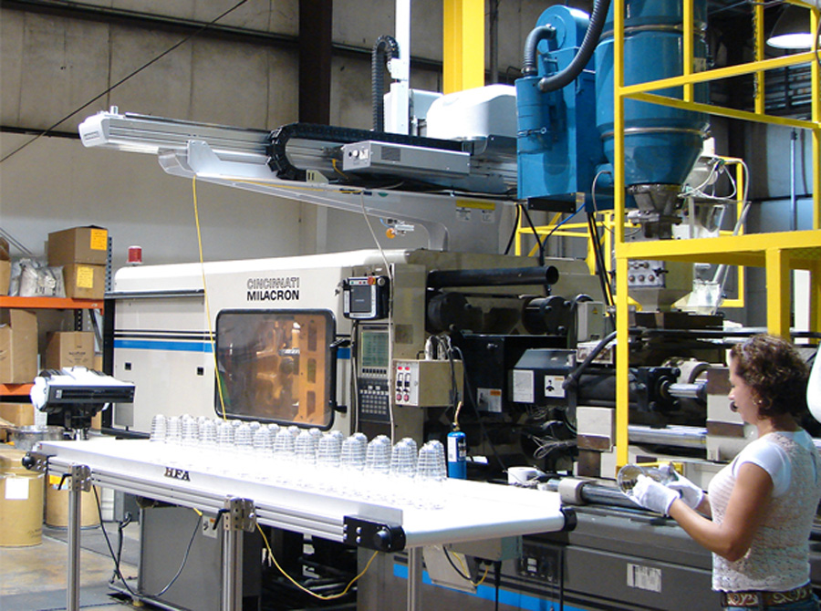 Plastic Injection Molding - Kissimmee, Florida
